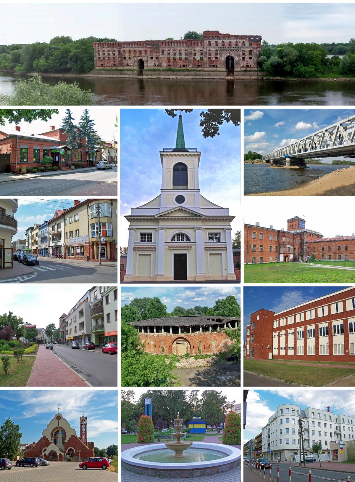 Nowy Dwór Mazowiecki – Wikipedia, wolna encyklopedia