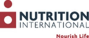 Nutrition International (Organization) - Image: NI logo
