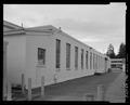 NORTH SIDE, NORTHEAST CORNER - Machine Shop, Second Street and Dedrick Drive, Keyport, Kitsap County, WA HABS WA-259-5.tif