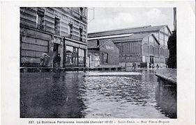 Saint-Denis (Seine-Saint-Denis) — Wikipédia