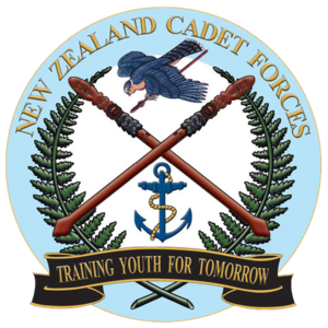 New Zealand Air Training Corps - Image: NZCF Crest