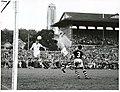 NZ versus an English Soccer team, Wellington (1961).jpg