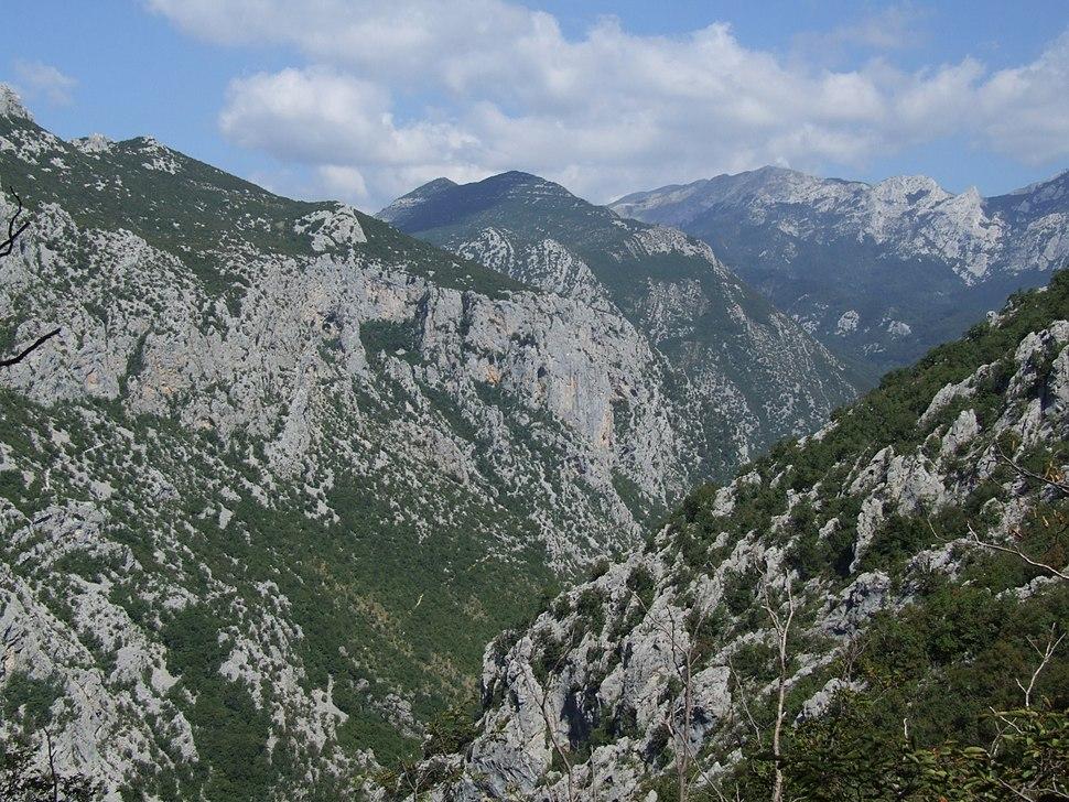 Nacionalni park Paklenica - Velika Paklenica