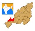 Nagaland Dimapur district map.png