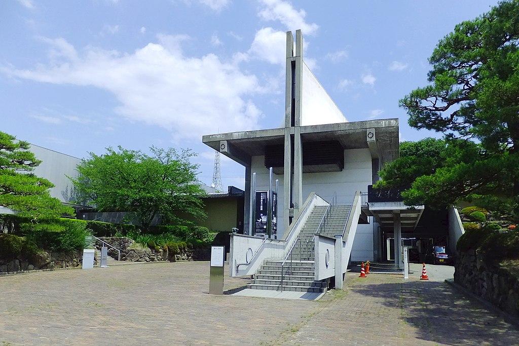 Nagano Prefectural Shinano Art Museum