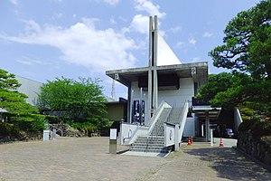 長野県信濃美術館・東山魁夷館(2012年6月25日)