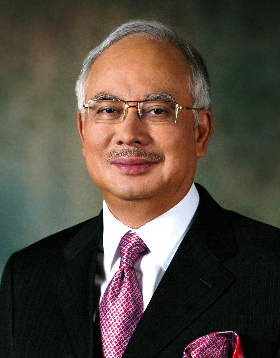 Najib Razak 2008-08-21