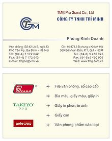 Business card wikipedia front and back side of a business card in vietnam 2008 colourmoves