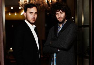 +1 Records - Image: Nat and Jonny