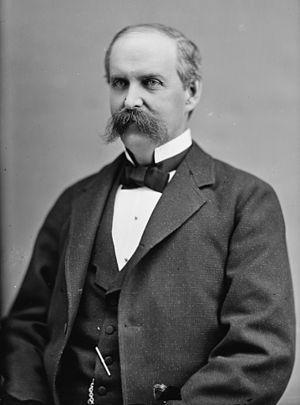Nathaniel P. Hill - Image: Nathaniel P. Hill Brady Handy