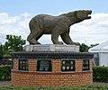 National Memorial Arboretum, Polar Bear Memorial 94.JPG