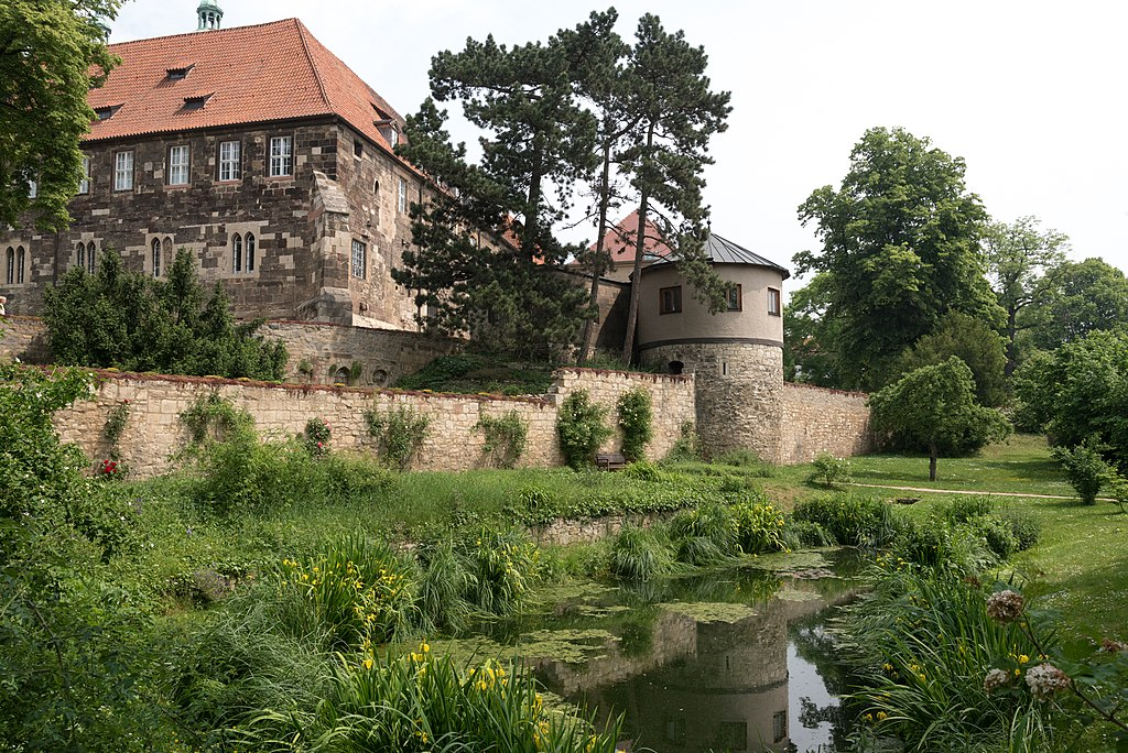 Naumburg an der Saale, Domgarten-20160529-003