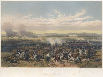 Brownsville, Texas - Battle of Palo Alto fought on May 8, 1846.