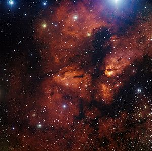 Nebula around star cluster RCW 38.jpg