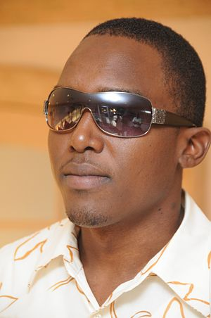 English: PHOTO OF NERVZ THE DANCEHALL ARTISTE