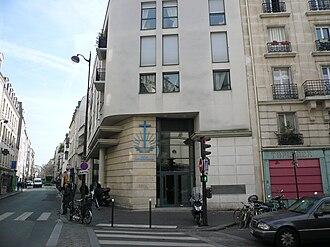 New Apostolic Church - New Apostolic Church building in Paris, France