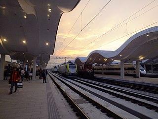 Eskişehir railway station