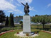 Newburgh NY Columbus Statue