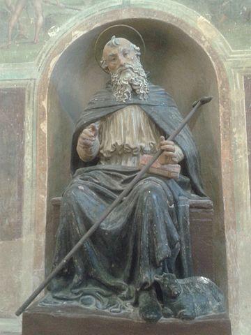 File nicchia di sant 39 antonio abate anonimo robbiano del for Arredo bimbo sant antonio abate