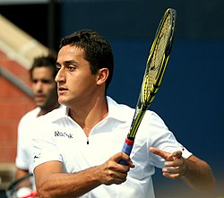 Nicolás Almagro at the 2011 US Open 01.jpg