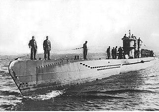 German submarine <i>U-203</i>