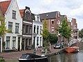 Nieuwe Mare 3, Leiden gezien vanaf Lammermarkt.jpg