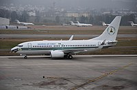5N-FGT - B737 - Not Available