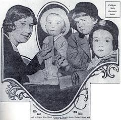 Nixon child