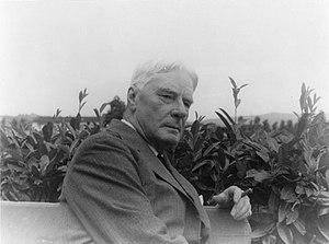 Norman Douglas - Douglas in 1935