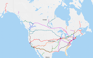 Map Of Canada Interactive.Rail Transport In Canada Wikipedia