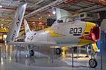 North American FJ-3 Fury '135868 - AF-203' (30072866014).jpg