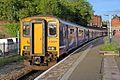 Northern Rail Class 150, 150204, platform 2, Wigan Wallgate railway station (geograph 4512911).jpg