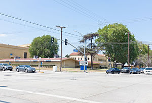 Excelsior High School (Norwalk, California) - Image: Norwalk Mirada School buildings former Excelsior High school