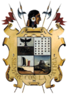 Coat of arms of Nuevo Laredo, Mexico