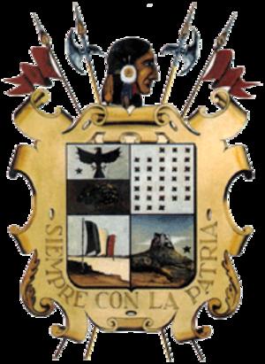 Nuevo Laredo - Image: Nuevo Laredo Coat of Arms
