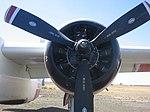 Number 1 engine, slightly bent prop tips... (4311288850).jpg