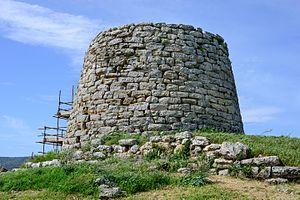 Nuraghe Is Paras - Image: Nuraghe of Is Paras Isili Sardinia Italy 02