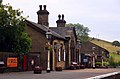 Oakworth Station building, Keighley and Worth Valley Railway-geograph-2649214-by-Steve-Daniels.jpg