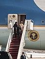 Obama heads to Selma for 50th anniversary speech 150307-F-WU507-021.jpg