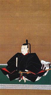 Oda Nobutada 16th-century Japanese samurai, son of Oda Nobunaga