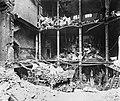 Odhams Printing Works bomb damage 1918 IWM HO 122A.jpg