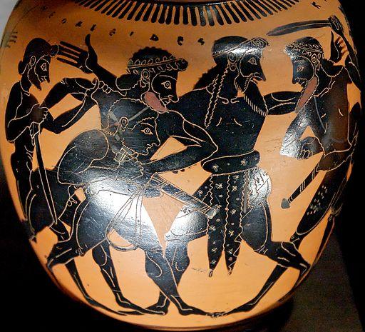 Odysseus Ajax Louvre F340