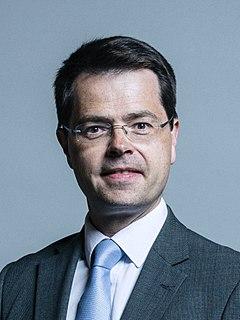 James Brokenshire British politician