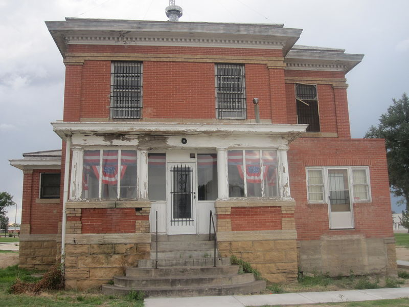 File:Old Bent County Jail, Las Animas, CO IMG 5730.JPG