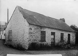 Old Calvinistic Methodist meeting house, Llanddewibrefi