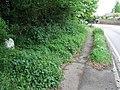 Old Milepost - geograph.org.uk - 1304766.jpg