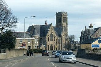 John Starforth - Old Parish Church, Nairn