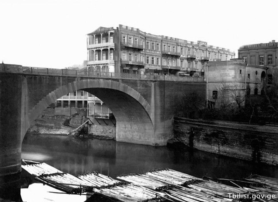 Old Tbilisi - XIX century