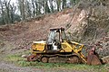 Old excavator in Densham Wood - geograph.org.uk - 147975.jpg