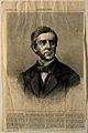Oliver Wendell Holmes. Wood engraving, 1867, after A. Sonrel Wellcome V0002846.jpg